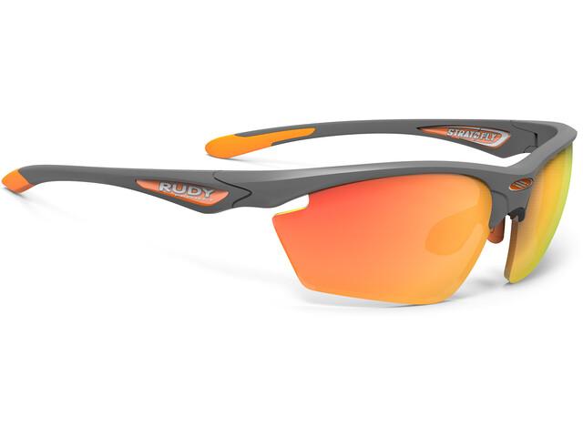 Rudy Project Stratofly Cykelbriller grå (2019)   Briller